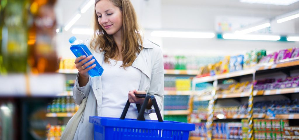 Shopper Engagement: When the shopper is not the end user